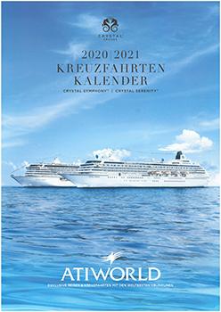 Crystal Cruises Kreuzfahrten- <br> Kalender 2020 | 2021