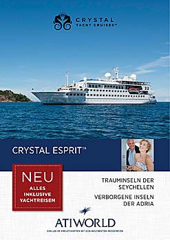 Crystal Esprit Image Broschüre<br>