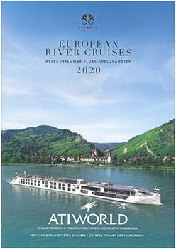 Crystal River Cruises <br> Flusskreuzfahrten 2020