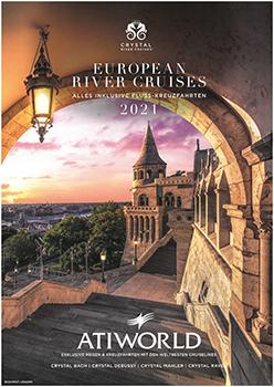 Crystal River Cruises <br> Flusskreuzfahrtenkalender 2021