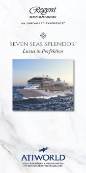Regent Seven Seas Splendor <br> 7 ausgewählte Reisen