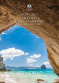 Crystal Cruises Kreuzfahrten-<br>Atlas 2020-2021
