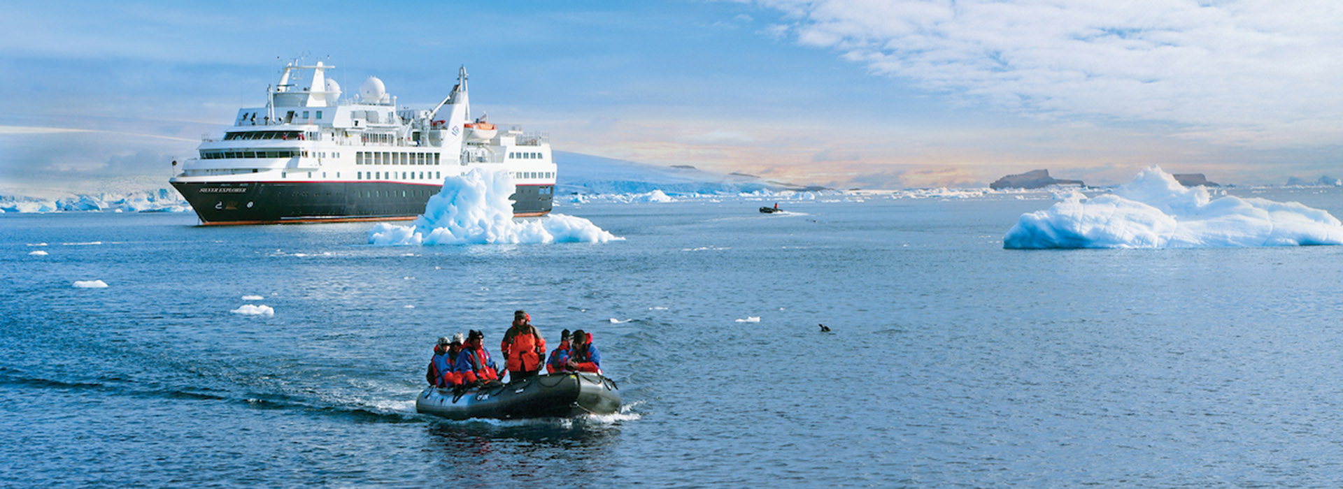 Silversea Luxusexpeditionsschiff