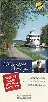 Göta-Kanal Reisebericht