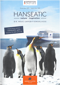 Hanseatic Nov. 2019 - Sept. 2021