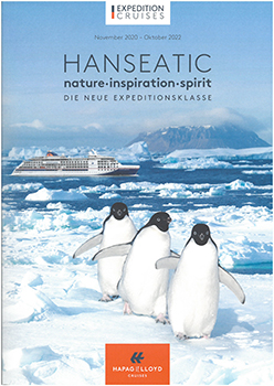 Hanseatic Nov. 2020 - Okt. 2022