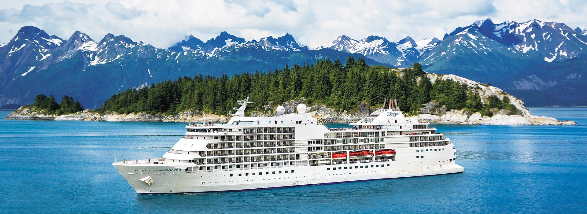 Regent Seven Seas, Kreuzfahrten, Navigator_in_Alaska