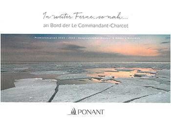 Le Commandant-Charcot <br> Premiensaison 2021-2022
