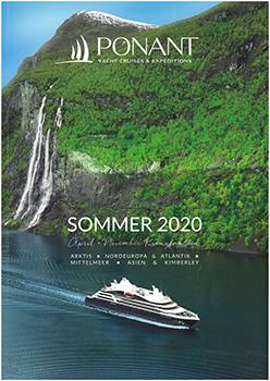 Ponant Sommer 2020