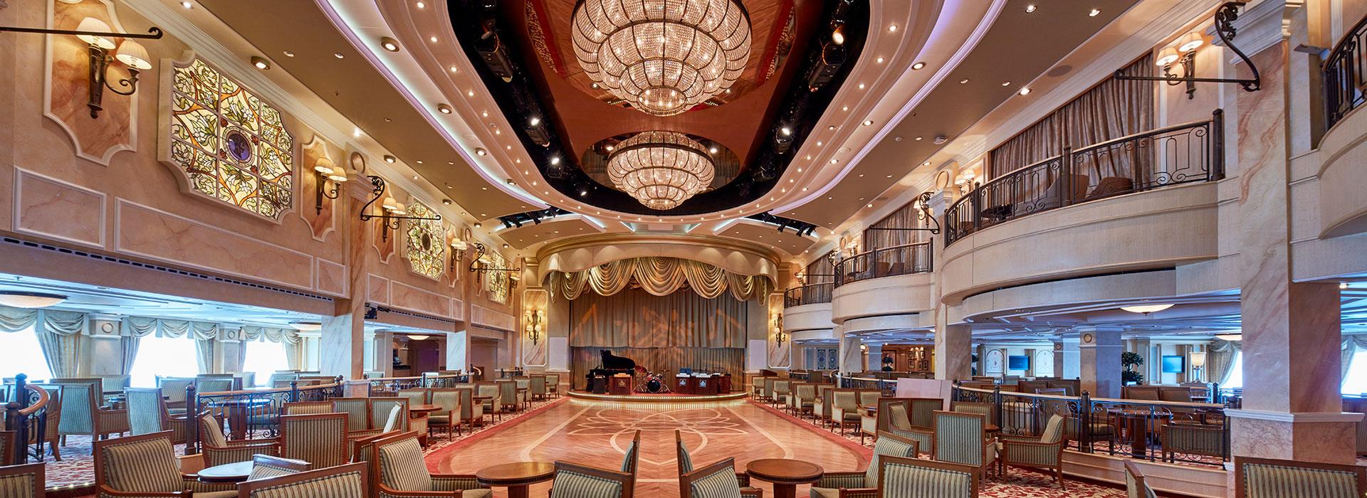 Queen Victoria Lounge
