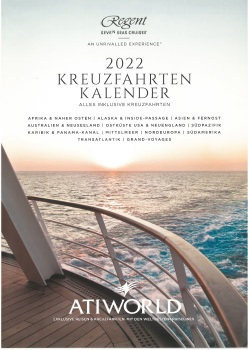 Regent Kreuzfahrtenkalender 2022