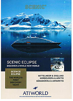 Scenic Eclipse Schiffsbeschreibung