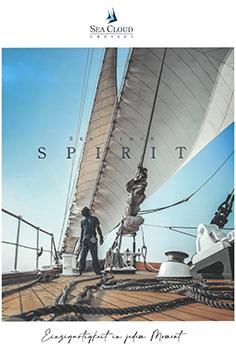 Sea Cloud Spirit - Image Broschüre