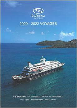 SeaDream Voyages 2020 -2022