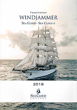 Sea Cloud Atlas 2019