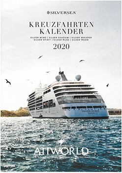 Silversea Kreuzfahrtenkalender 2020