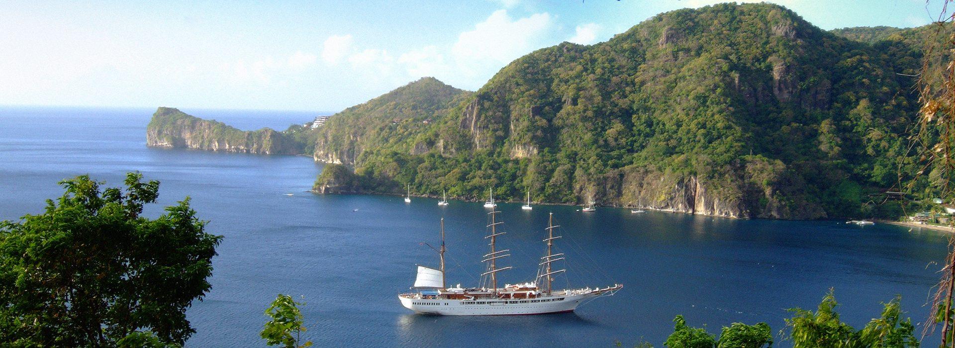 Segelschiff Sea Cloud