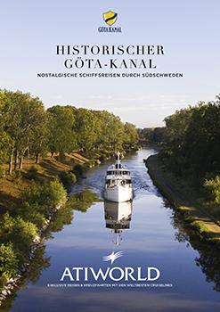 Historischer Göta-Kanal