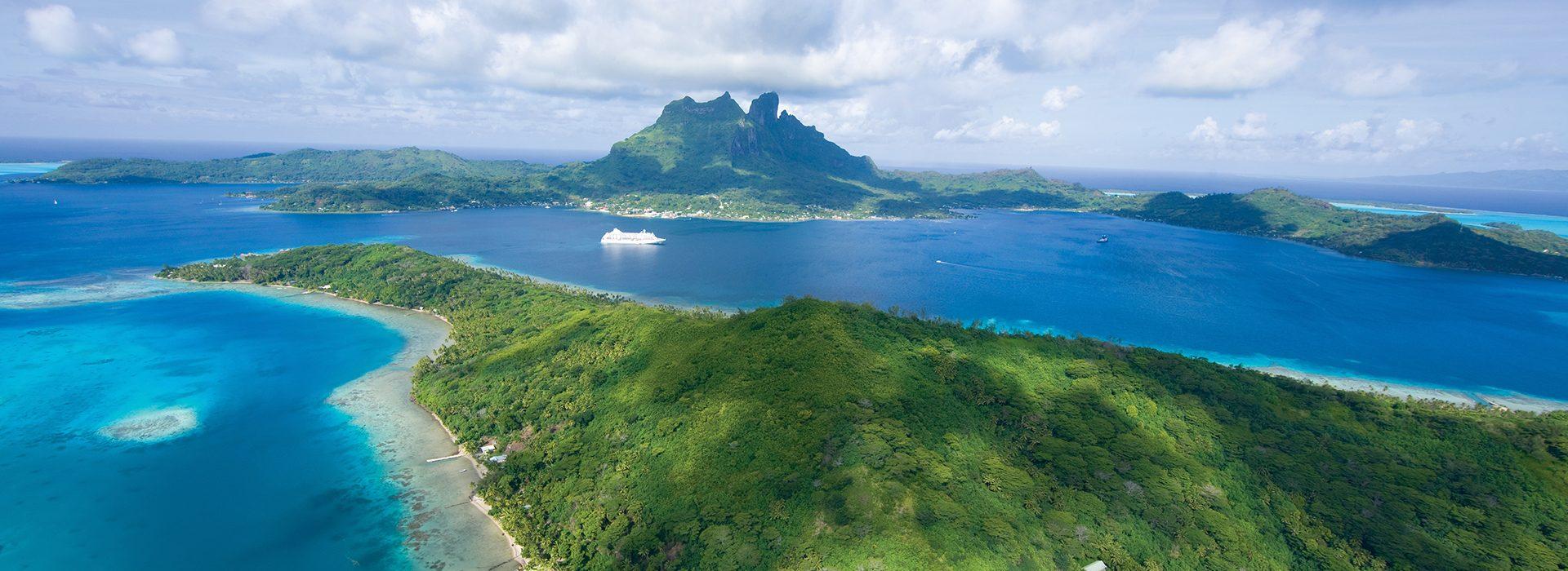Regent Seven Seas, Kreuzfahrten, Voyager, Tahiti