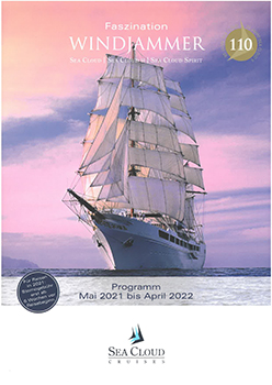 Windjammer Mai 2021 - April 2022