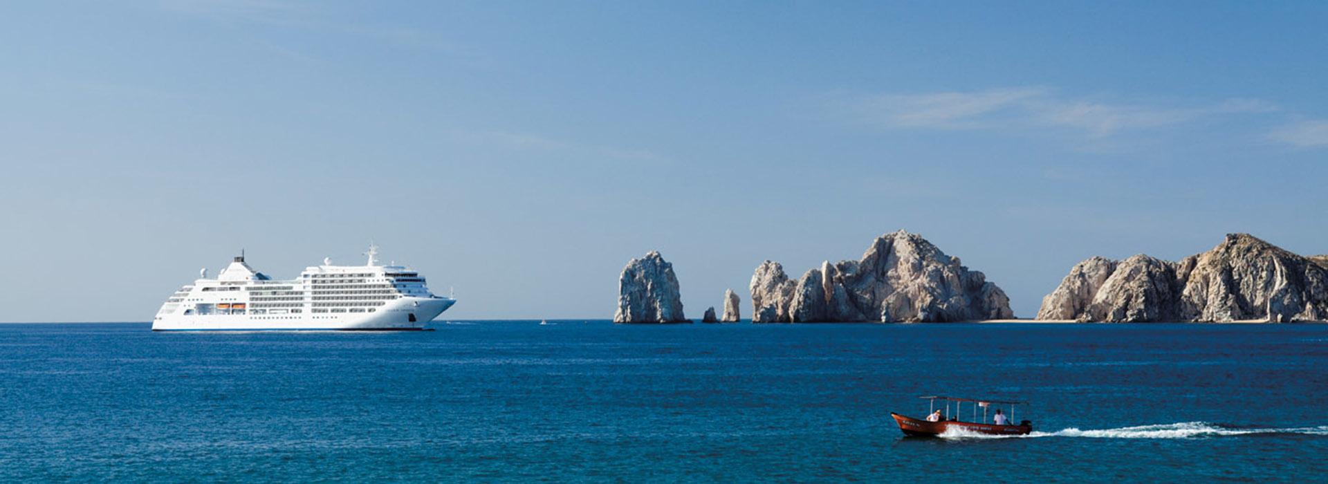 Silversea Luxuskreuzfahrtschiffe